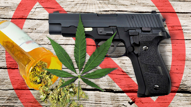Comment on ABC27 coverage of medical marijuana and guns