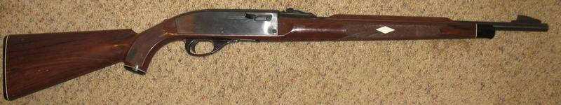 Pre-1968 Remington, NSN, retrieved from gunauction.com on January 3, 2015.